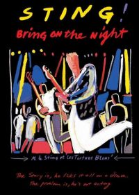 Cover Sting - Bring On The Night [DVD]
